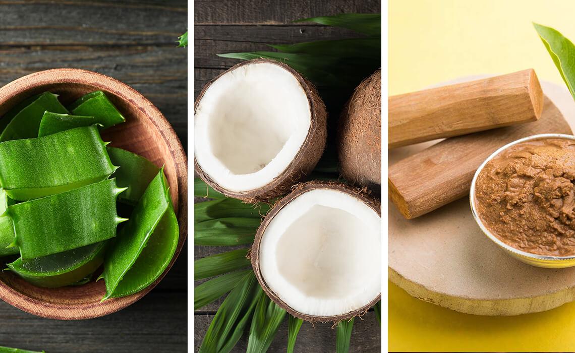 natural ingredients for skin
