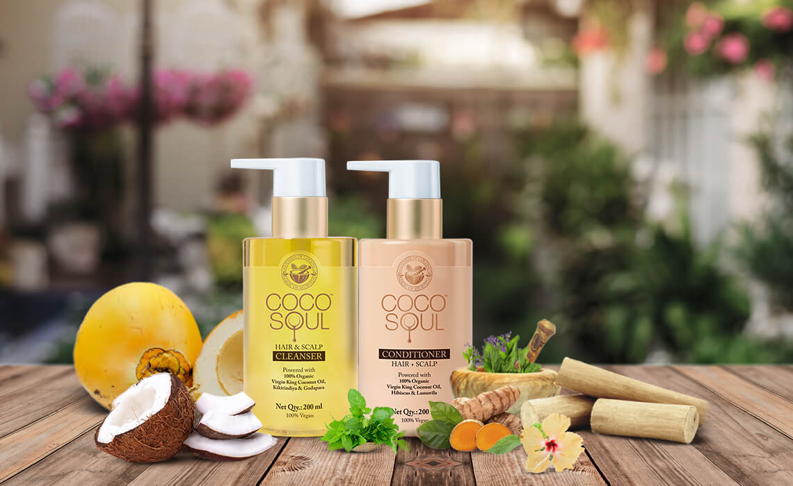 Cocosoul Beauty Skincare Products