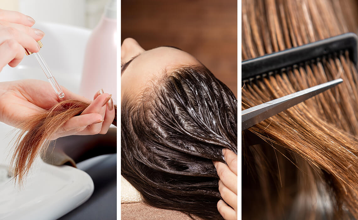 treatment for hair loss due to stress