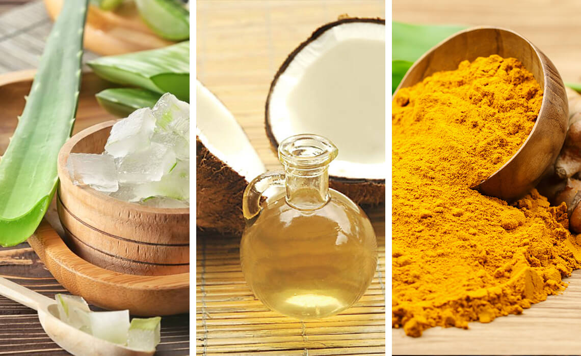 natural ingredients for hair