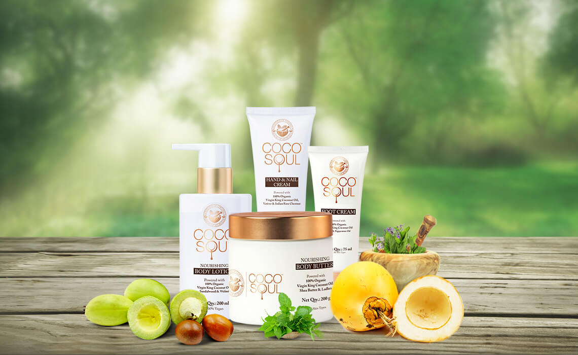skin care products with shea butter