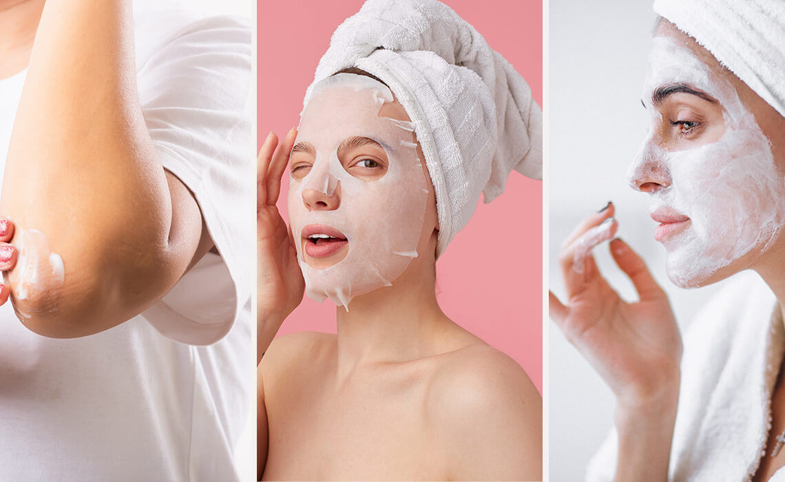dry skin care routine for winter