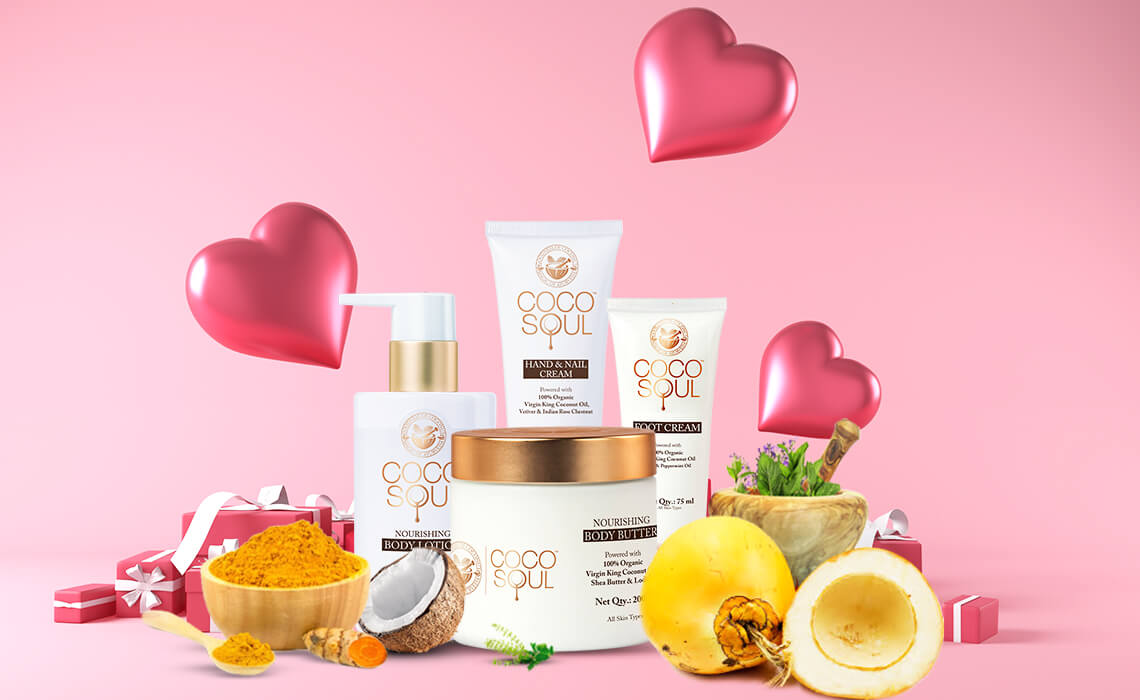 skin care products for valentines day