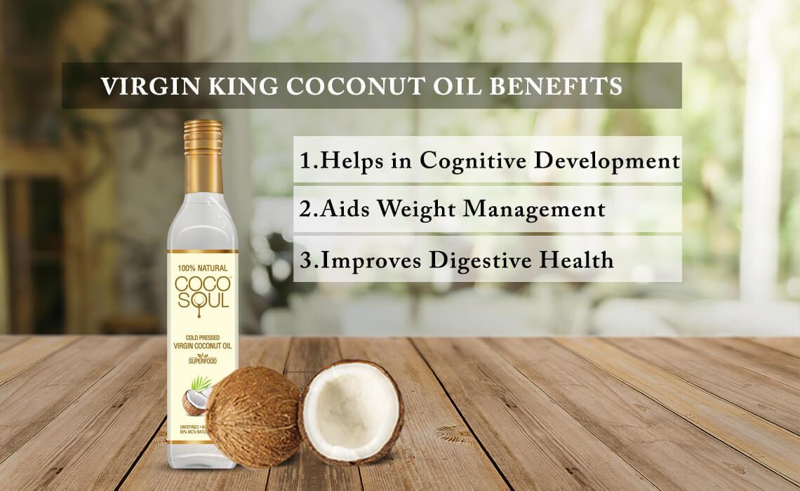virgin coconut il benefits