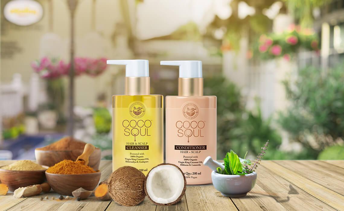 silicone free shampoo and conditioner