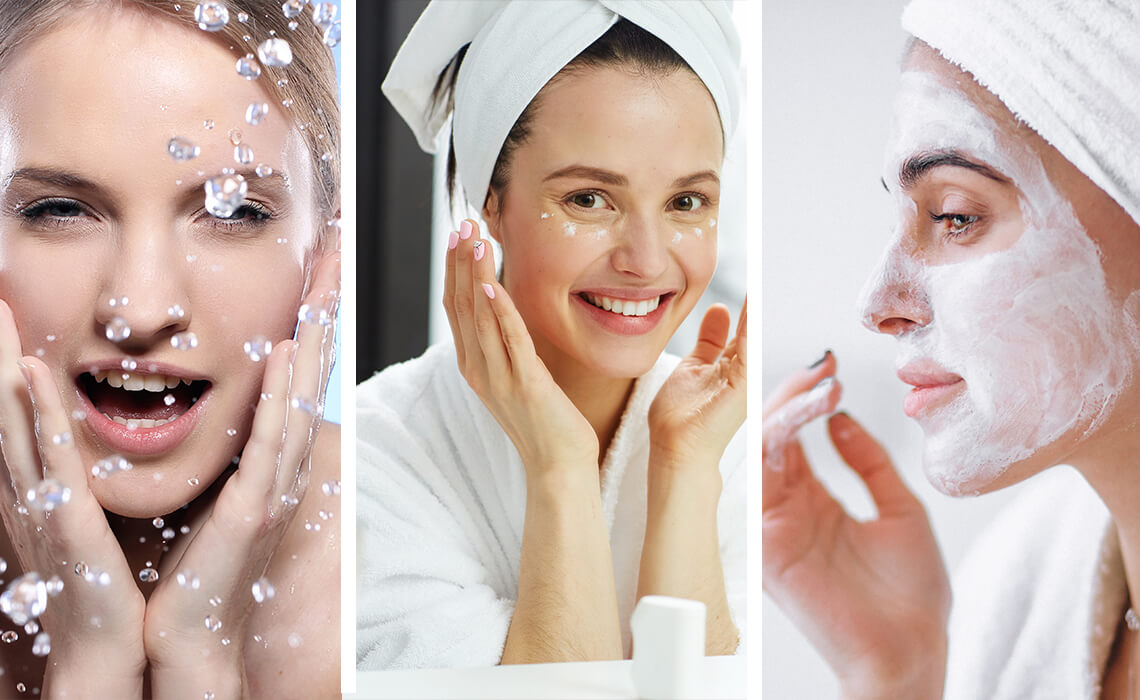 basic skincare routine