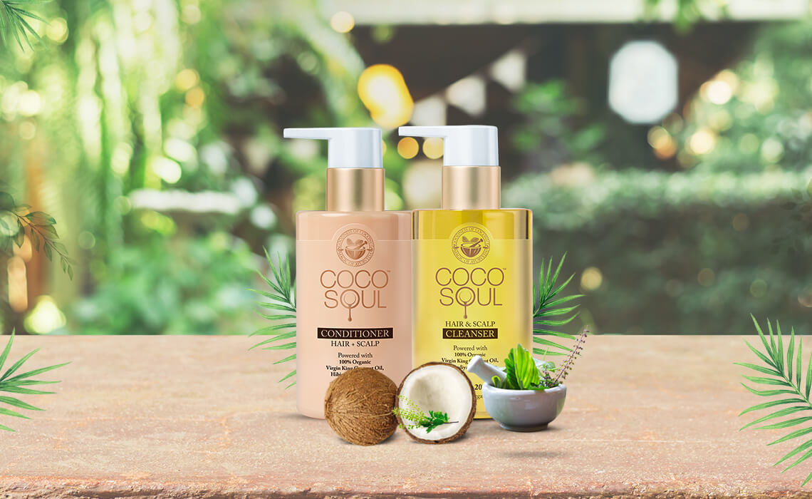 shampoo and conditioner for hair fall in winter