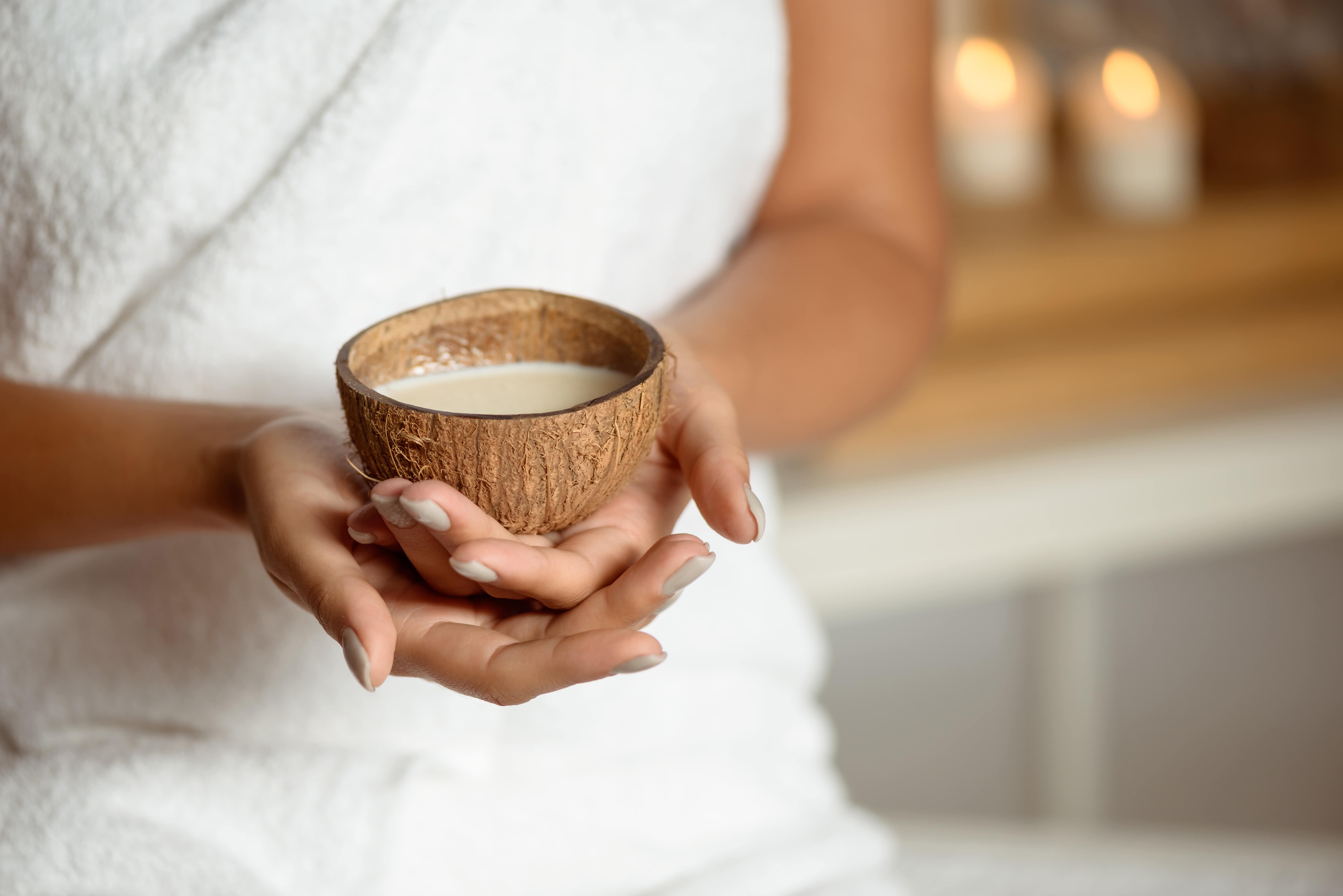 ayurvedic coconut oil