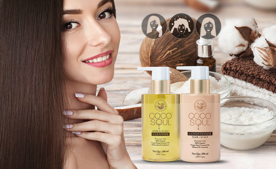 hair care products for healthy hair